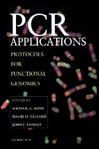 PCR Applications, 1st Edition,Michael Innis,David Gelfand,John Sninsky,ISBN9780080919638