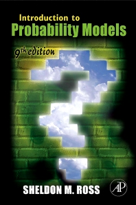 Cover image for Introduction to Probability Models, ISE