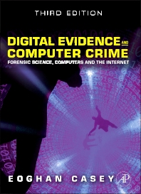 Cover image for Digital Evidence and Computer Crime
