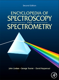Encyclopedia of Spectroscopy and Spectrometry, 2nd Edition,John Lindon,ISBN9780080922171