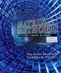 Cover image for Matrix Methods