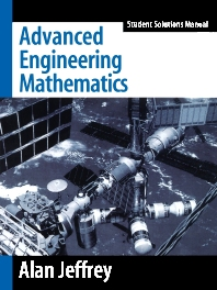 Cover image for Advanced Engineering Mathematics, Student Solutions Manual