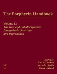 The Porphyrin Handbook - 1st Edition - ISBN: 9780123932228, 9780080923864