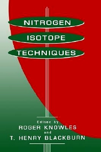 Cover image for Nitrogen Isotope Techniques