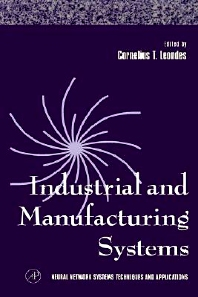 Cover image for Industrial and Manufacturing Systems