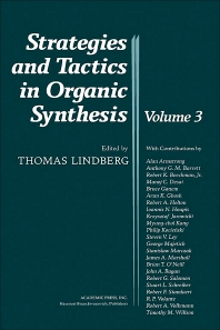 Strategies and Tactics in Organic Synthesis - 1st Edition - ISBN: 9780124502826, 9780080924304