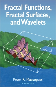 Cover image for Fractal Functions, Fractal Surfaces, and Wavelets