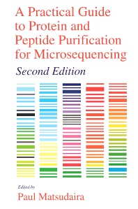 A Practical Guide to Protein and Peptide Purification for Microsequencing - 2nd Edition - ISBN: 9780124802827, 9780080924618