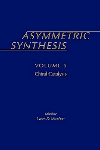 Cover image for Asymmetric Synthesis