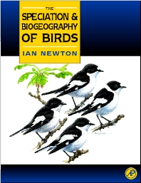 Cover image for Speciation and Biogeography of Birds