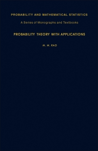 Probability Theory with Applications - 1st Edition - ISBN: 9780125804806, 9780080925363