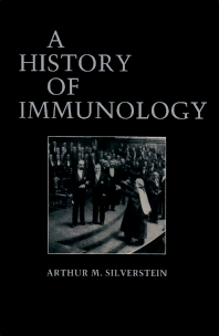 Cover image for A History of Immunology