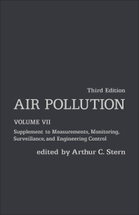 Air Pollution - 3rd Edition - ISBN: 9780126666076, 9780080926063