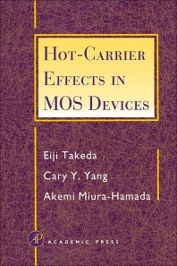 Hot-Carrier Effects in MOS Devices - 1st Edition - ISBN: 9780126822403, 9780080926223