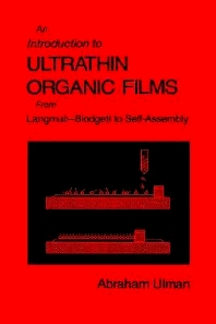 Cover image for An Introduction to Ultrathin Organic Films