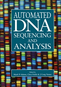 Cover image for Automated DNA Sequencing and Analysis