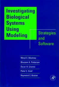 Cover image for Investigating Biological Systems Using Modeling