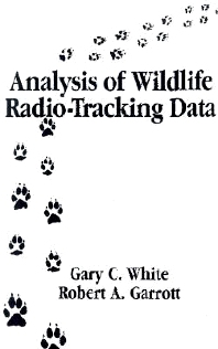 Cover image for Analysis of Wildlife Radio-Tracking Data