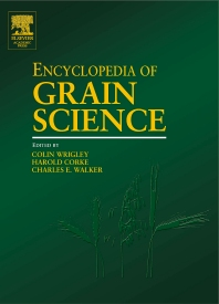 Cover image for Encyclopedia of Grain Science
