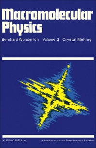 Cover image for Macromolecular Physics