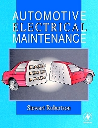 Cover image for Automotive Electrical Maintenance