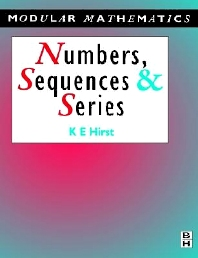 Cover image for Numbers, Sequences and Series