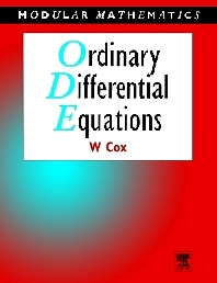 Ordinary Differential Equations - 1st Edition - ISBN: 9780340632031, 9780080928678