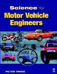 Cover image for Science for Motor Vehicle Engineers