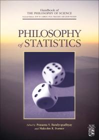 Philosophy of Statistics, 1st Edition,ISBN9780080930961