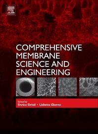 Comprehensive Membrane Science and Engineering, 1st Edition,Enrico Drioli,Lidietta Giorno,ISBN9780080932507