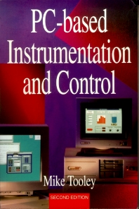Cover image for PC-based Instrumentation and Control