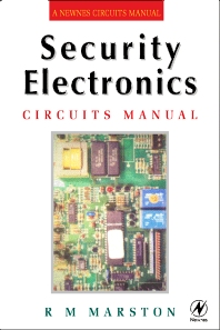 Cover image for Security Electronics Circuits Manual