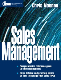 Sales Management - 1st Edition - ISBN: 9780750633611