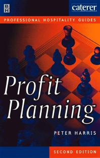 Profit Planning - 2nd Edition - ISBN: 9780750645287