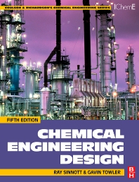 Chemical Engineering Design, 5th Edition,ISBN9780080942490