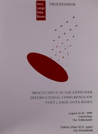 Proceedings 1989 VLDB Conference - 1st Edition - ISBN: 9781558601017, 9780080948300