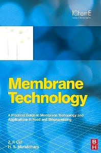 Membrane Technology, 1st Edition,Z F Cui,H S Muralidhara,ISBN9780080951348