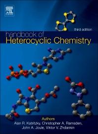 Handbook of Heterocyclic Chemistry, 3rd Edition,Alan Katritzky,Christopher A. Ramsden,John Joule,Viktor Zhdankin,ISBN9780080958439
