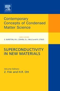 Superconductivity in New Materials, 1st Edition,Zachary Fisk,Hans-Rudolf Ott,ISBN9780080958606