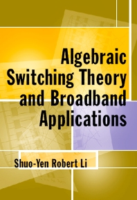 Book Series: Algebraic Switching Theory and Broadband Applications