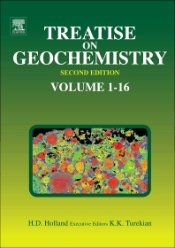 Treatise on Geochemistry, 2nd Edition,Karl Turekian,Heinrich Holland,ISBN9780080959757