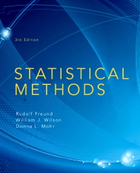 Statistical Methods, 3rd Edition,Rudolf Freund,Donna Mohr,William Wilson,ISBN9780080961033