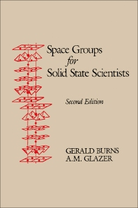 Cover image for Space Groups for Solid State Scientists