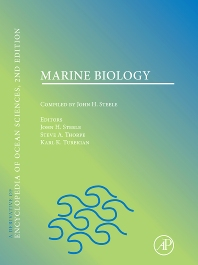 Cover image for Marine Biology