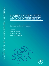 Cover image for Marine Chemistry & Geochemistry