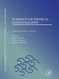 Cover image for Elements of Physical Oceanography