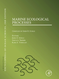 Cover image for Marine Ecological Processes