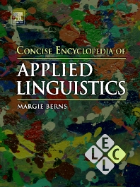 Concise Encyclopedia of Applied Linguistics - 1st Edition - ISBN: 9780080965024, 9780080965031