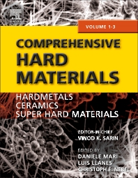 Comprehensive Hard Materials - 1st Edition - ISBN: 9780080965277, 9780080965284