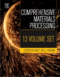 Cover image for Comprehensive Materials Processing